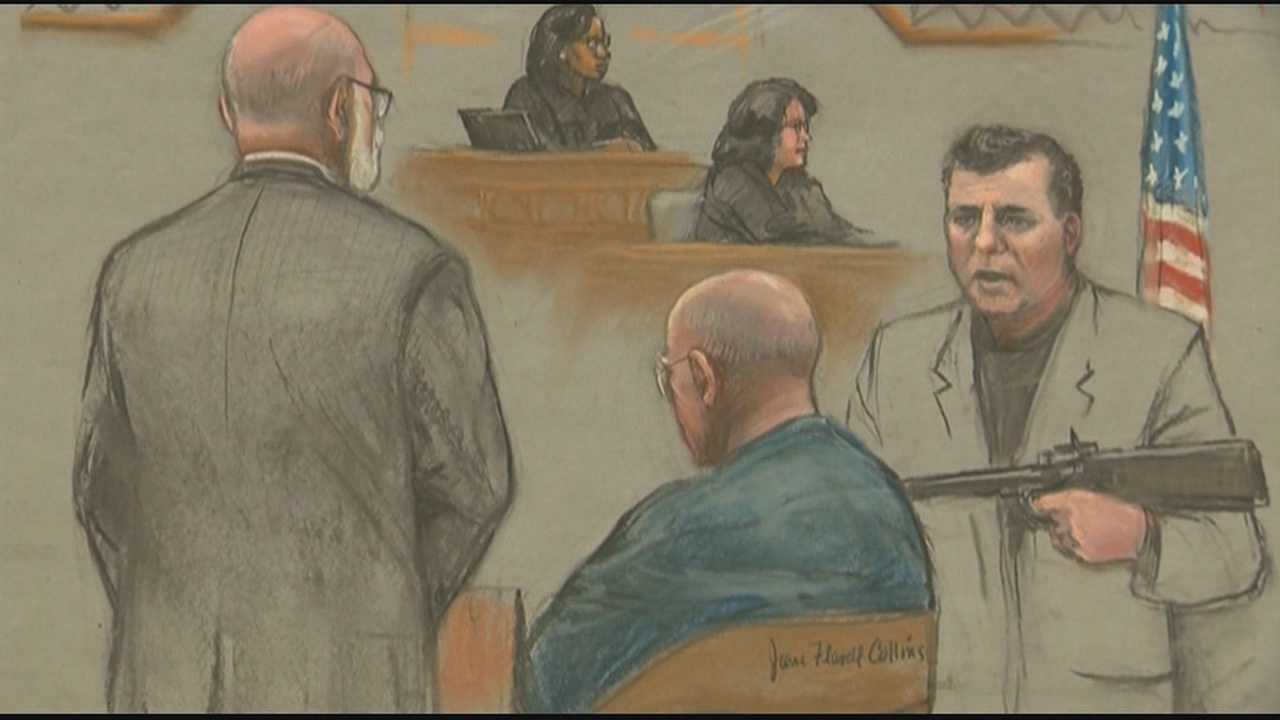 Foul mouthed mobster? Curses fly at Whitey Bulger trial