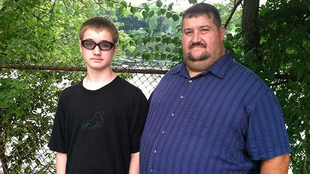 Lewiston teen saves 7-year-old from drowning