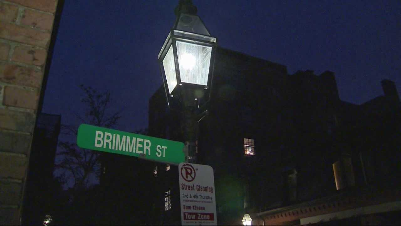 Woman sexually assaulted near Beacon Hill