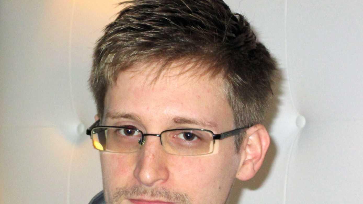 Edward Snowden 071213