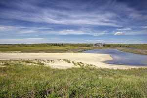 It is one of the largest coastal properties for sale in the northeastern United States.