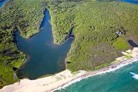 Or a buyer can purchase a 100-acre land parcel on the western shore of Homer's Pond for $31,000,000