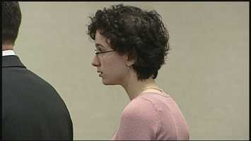 McDonough pleaded guilty July 25 in connection with Marriott's death.