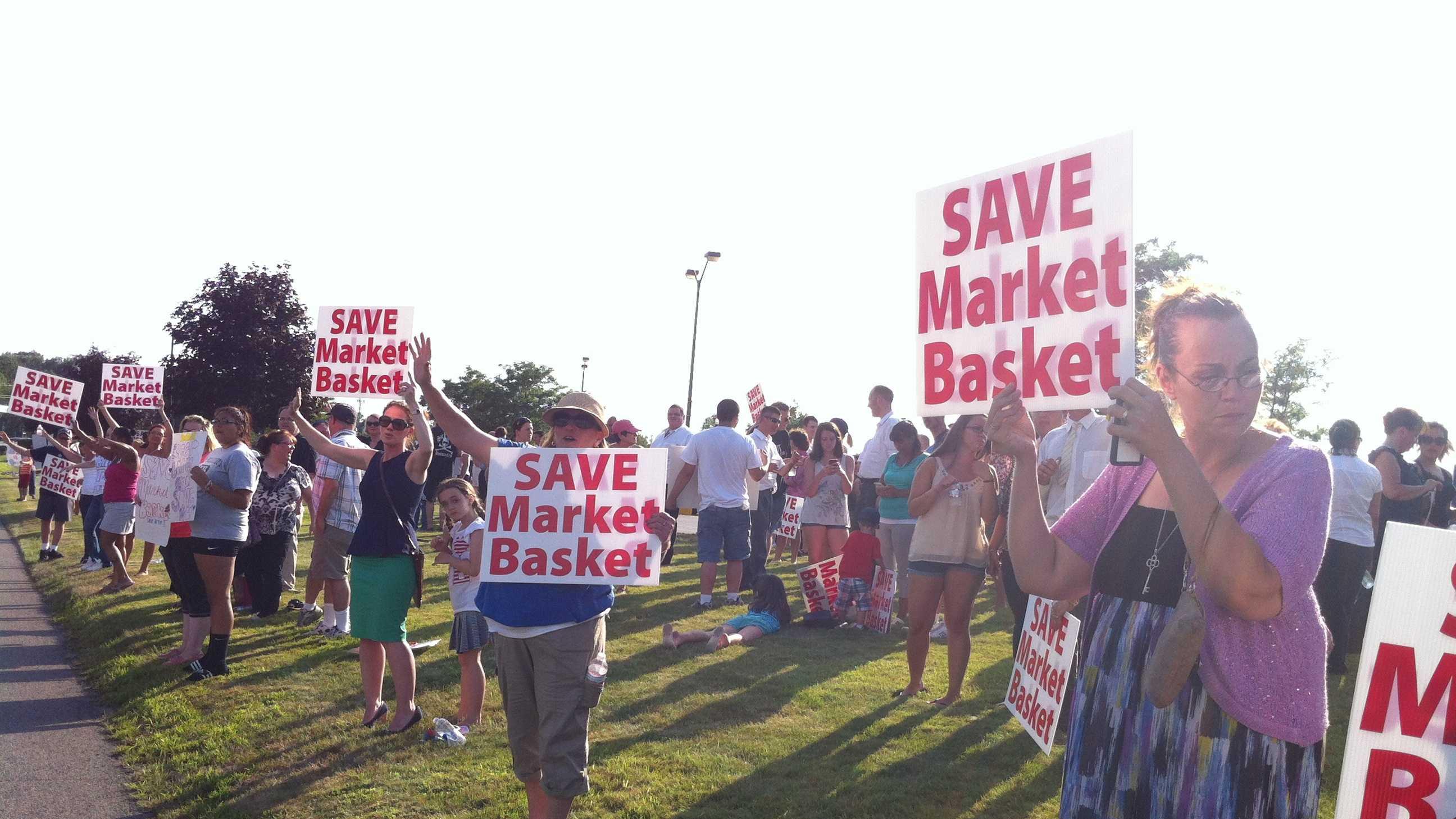 Market Basket protest