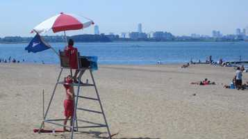 8) The Clam Box in Quincy, Mass. on Wollaston Beach