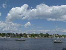 16) Park Lunch, Newburyport, Mass.