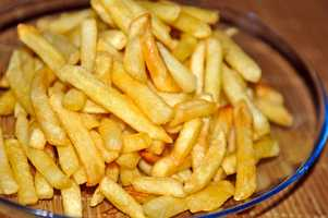 Avoid foods with saturated and trans fats.