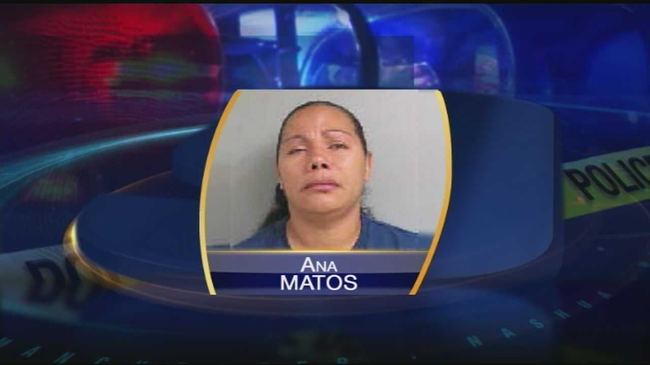 Aunt arrested for leaving nephew alone at mall