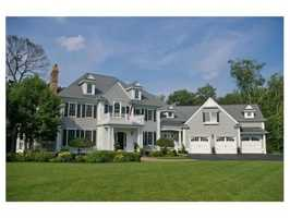 16 Great Rock Road is on the market in Hingham for $1.89 million.