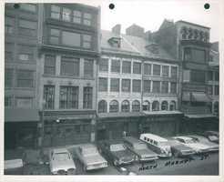 North Market Street in 1966