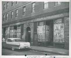 Leverett Street in 1958