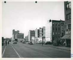 Cambridge Street in 1952