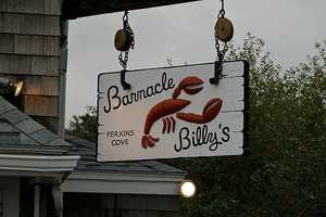 31) Barnacle Billy's, Ogunquit, Maine