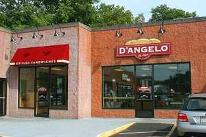 25) D'Angelo Sandwich Shops