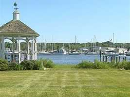 In Rhode Island, the country's smallest state, hidden gems have few places to hide. Wickford stands out.