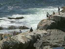 Maine's Pemaquid Peninsula is home to miles of dazzling shoreline.
