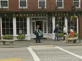 Damariscotta is home to just under 2500 residents.