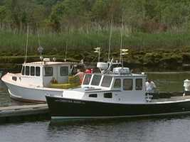 It's a place for fishing charters.