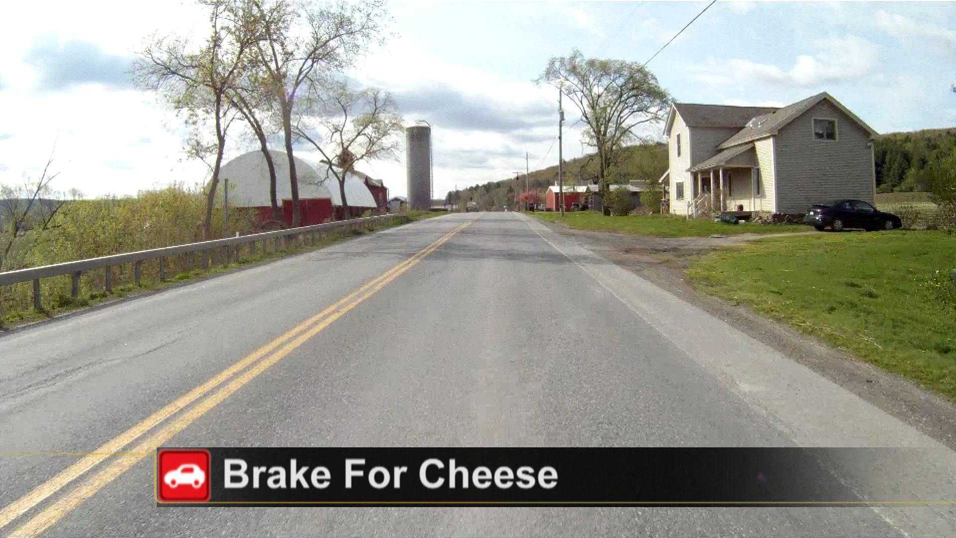 Image: Cheese Trail