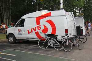 WCVB NewsCenter 5 was proud to broadcast live at the start line at Babson College in Wellesley.