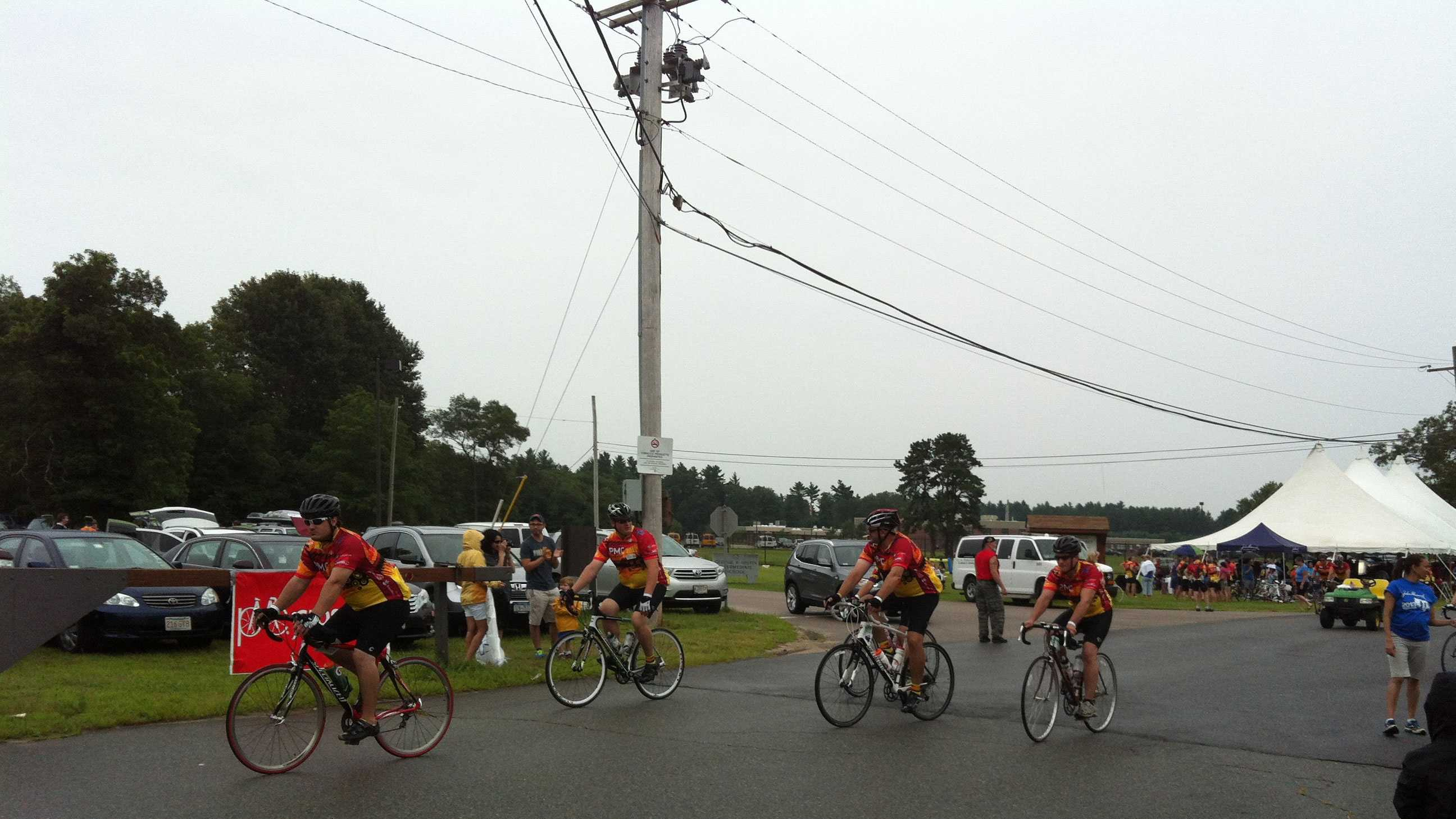 Pan Mass Lakeville 08032013