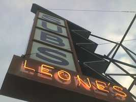 23) Leone's Sub & Pizza, Somerville, Mass.