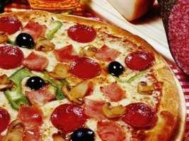 24) Village Pizza & Subs, Brockton, Mass.