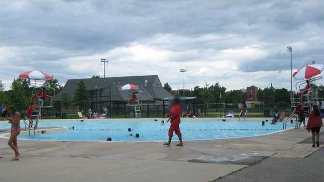 McCrehan Pool 080813