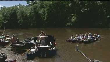 Saco River rescue