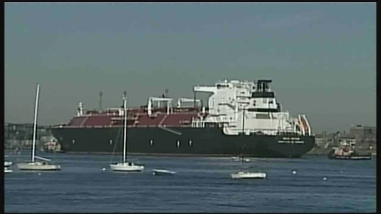 Markey: Step up security at Boston LNG terminals
