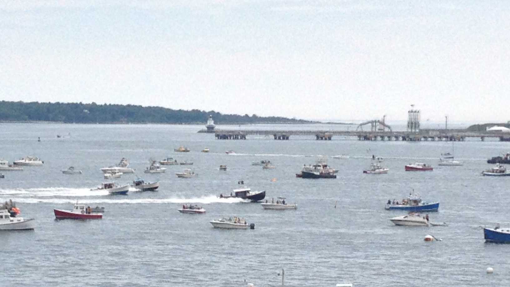 Lobster & Tug Boat Races