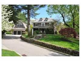 90 And 56 Seaward is on the market in Wellesley for $6 million.
