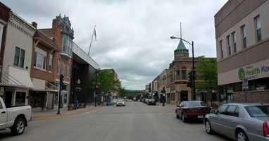 4.) Decorah, Iowa
