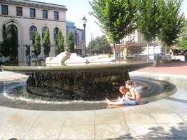 11.) Asheville, N.C.