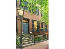 23 West Cedar St. is on the market in Boston for $6.25 million.
