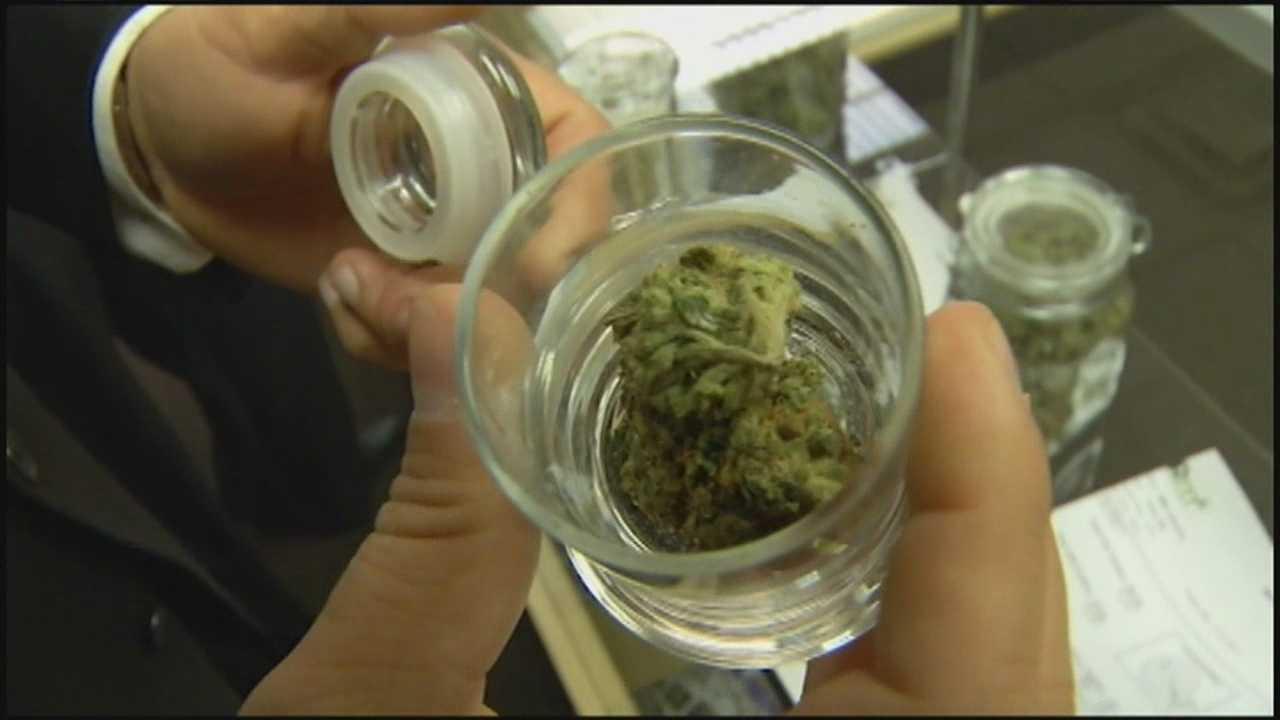 181 applications received for medical marijuana dispensaries