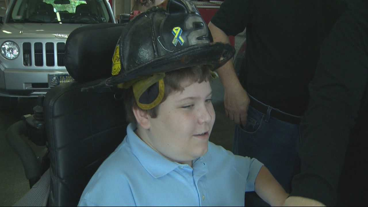 img-Local boy benefits from annual MDA boot drives