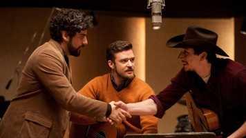 Inside Llewyn Davis: Oscar Isaac plays a young folk singer in 1961. Justin Timberlake, Carey Mulligan and John Goodman also star.