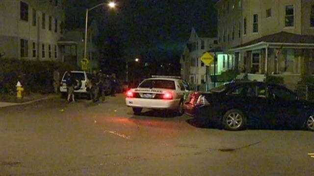 Worcester home invasion
