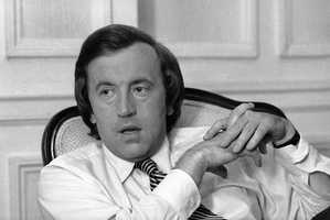 Veteran British journalist and broadcaster David Frost won fame around the world for his TV interviews with former President Richard Nixon. He interviewed many world leaders and celebrities, including Henry Kissinger and the Beatles. But Frost is best remembered for his interviews with Nixon in 1977. Recorded after the Watergate scandal and the president's resignation, they achieved the largest audience for a TV news interview in history. (7 April 1939 – 31 August 2013)