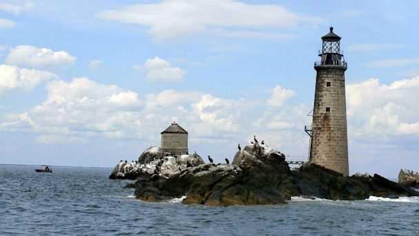 Graves Island Light 090413