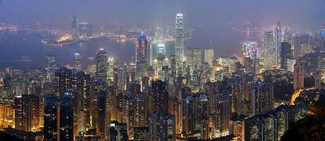Hong Kong is the city with the most Rolls Royce per capita.