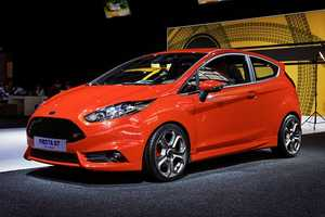 For 4 years, the Ford Fiesta has been the best-selling vehicle in the UK.