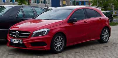 80 percent of the cars registered in Albania are Mercedes-Benz.