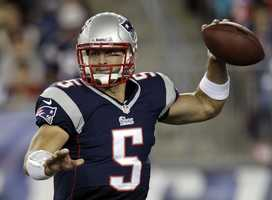 #8. Did the Patriots make a mistake in releasing Tim Tebow?