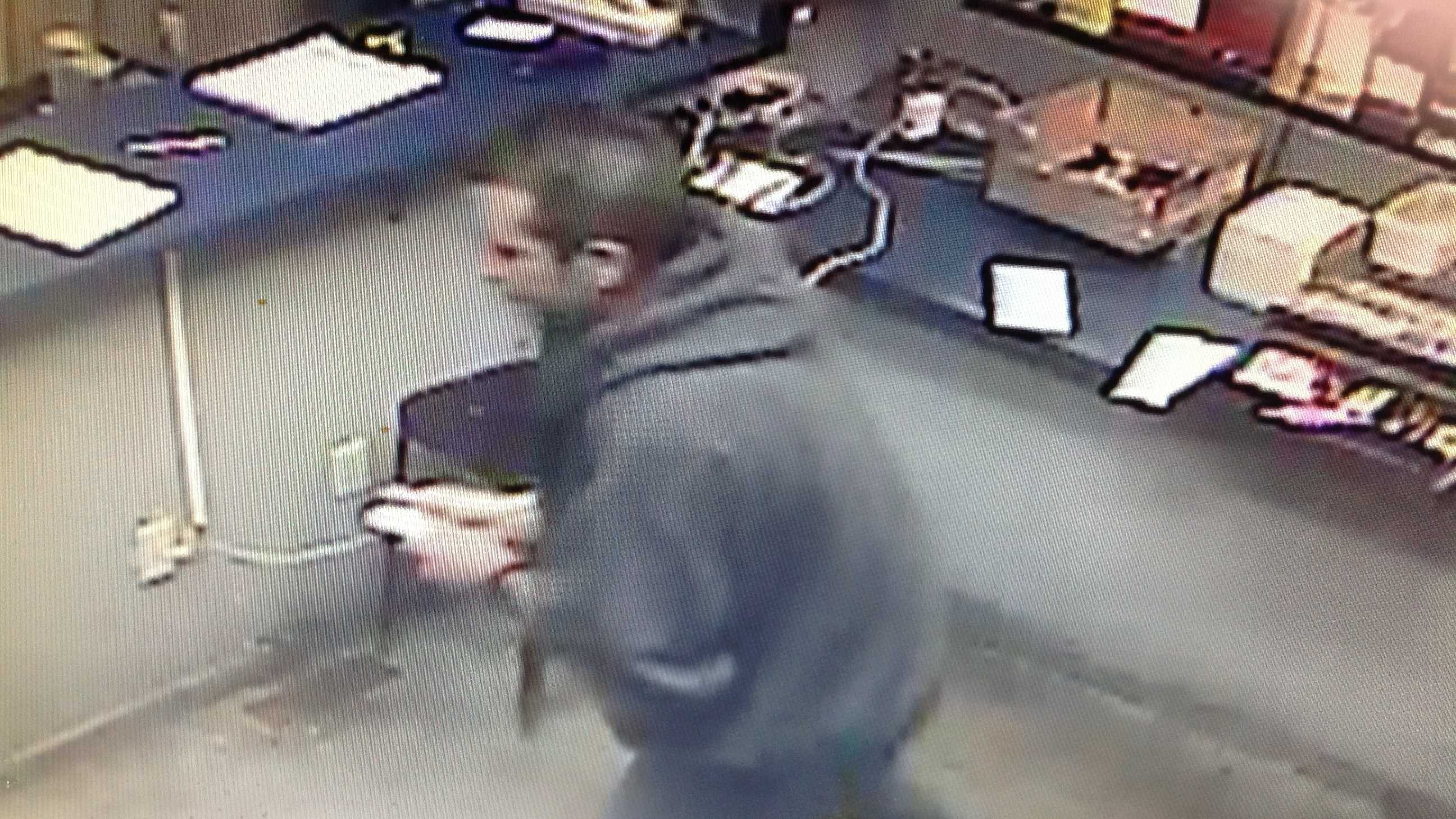 Lowell suspect robbery