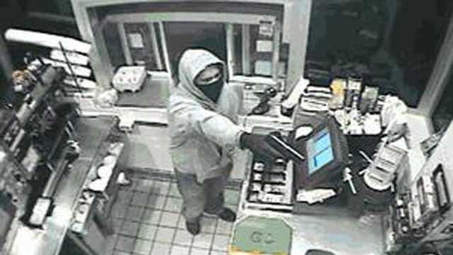 Dunkin robbery
