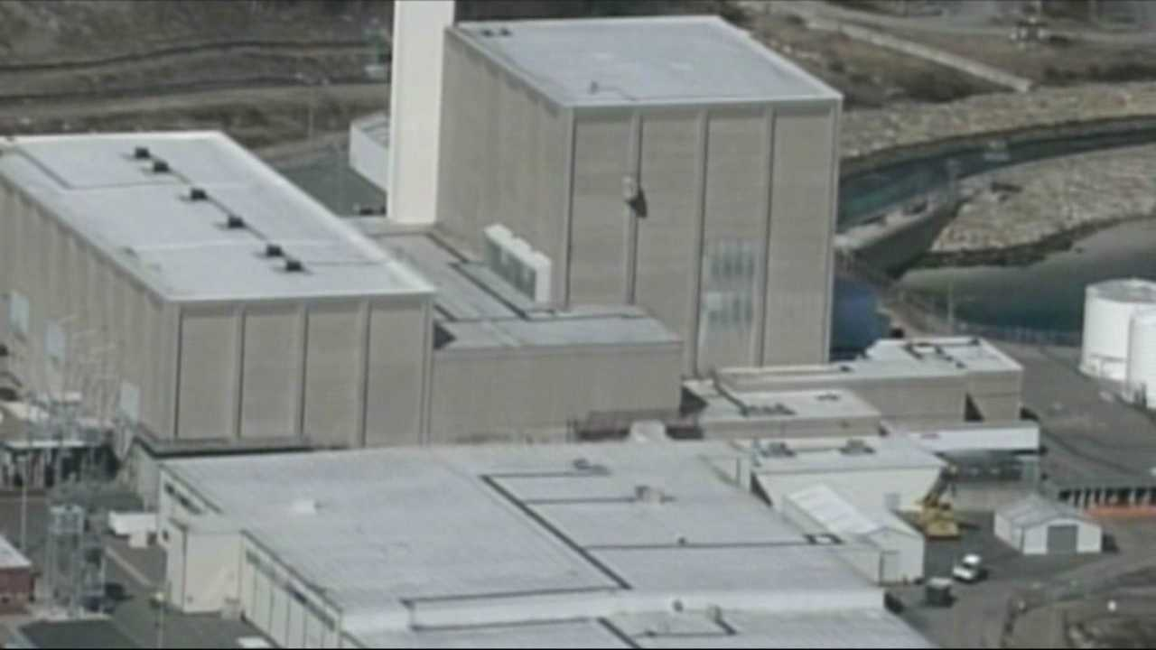 Plymouth nuclear plant remains shut down