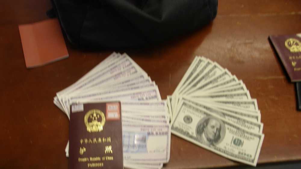 42,000 passport found