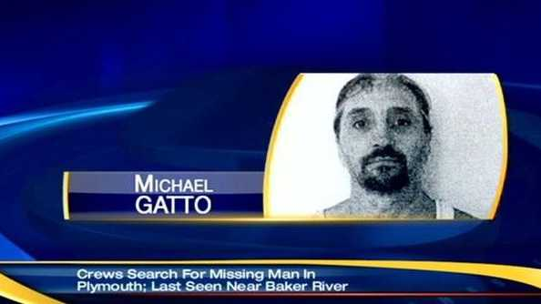 Missing man in Plymouth